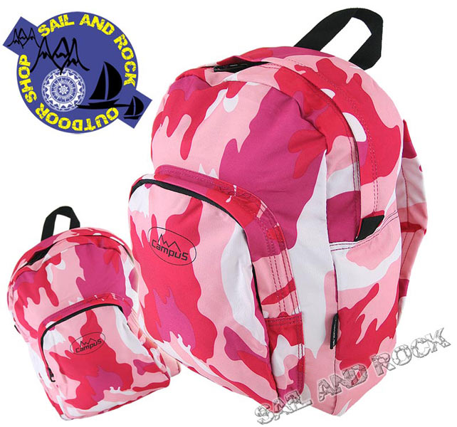 Easypack Pink-camo