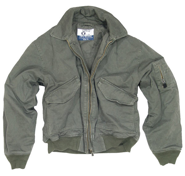 CWU Washed Jacket